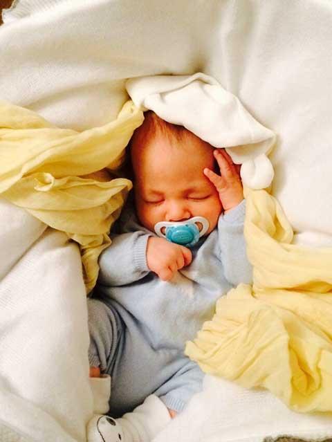 Leotardos recién nacido. Regalos originales